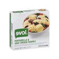 Evol. Portabella & Goat Cheese Ravioli, 248 Gram