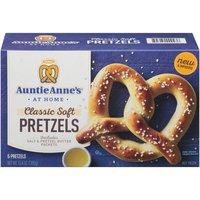 Auntie Anne's Auntie Anne's Soft Pretzel - Classic, 13.4 Ounce