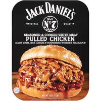 Jack Daniel's Jack Daniel's Pulled Chicken -  With Jack Daniel's Barbecue, 1 Pound
