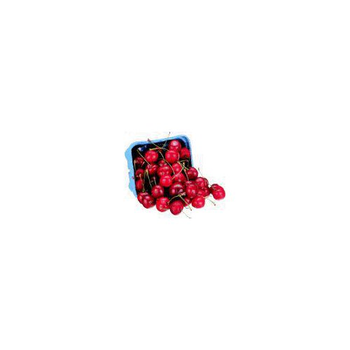 Red, rounded fruit with a sweet/sour taste.