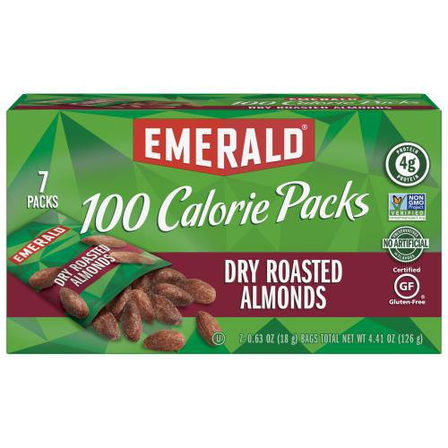 100 Calorie Packs. 7 bags.