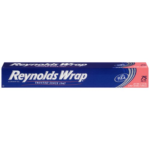 Reynolds Wrap 75 sq ft Aluminum Foil