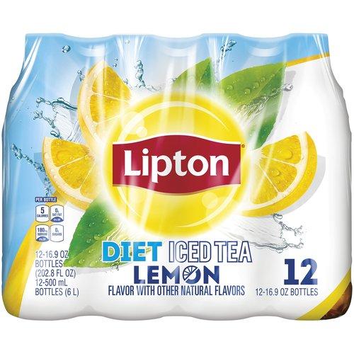 Natural flavor with other natural flavors.  12 - 16.9 fl oz bottles.