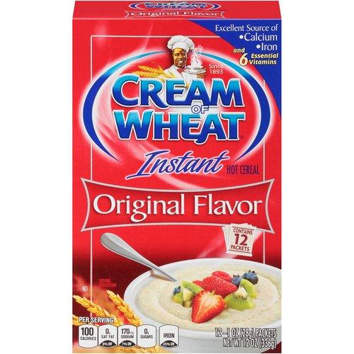 12-1 oz. Packet. Excellent Source of Calcium & Iron. 6 Essential Vitamins. Kosher.