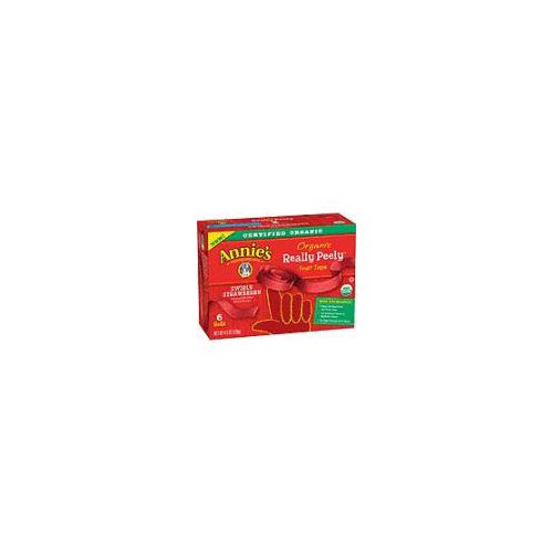 6 count box. Made with real fruit and fruit juice. No artificial flavors or synthetic colors. No high-fructose corn syrup. Gelatin Free. Naturally Gluten Free