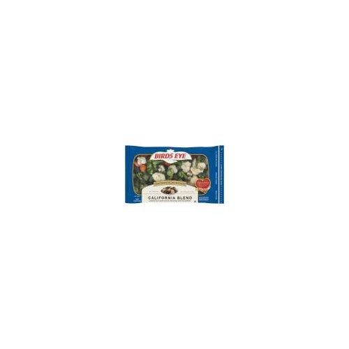 Resealable Package; Fresh Frozen Deluxe Vegetables.