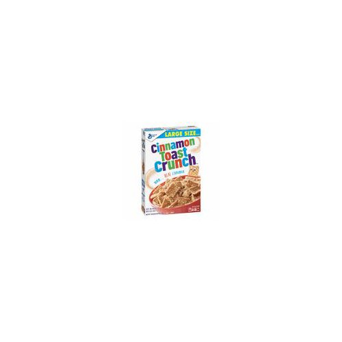 12g whole grain per serving. A whole grain food is made by using all three parts of the grain. One look at the cinnamon swirls and you know that Cinnamon Toast Crunch is for everyone.