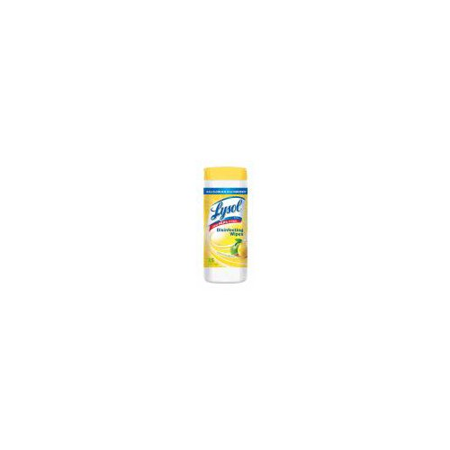 7 x 8 in. 4 In 1: Traps and locks dirt, dust & hair; Cuts grease; Leaves a fresh scent; Kills 99.9% of viruses & bacteria.  35 wipes.