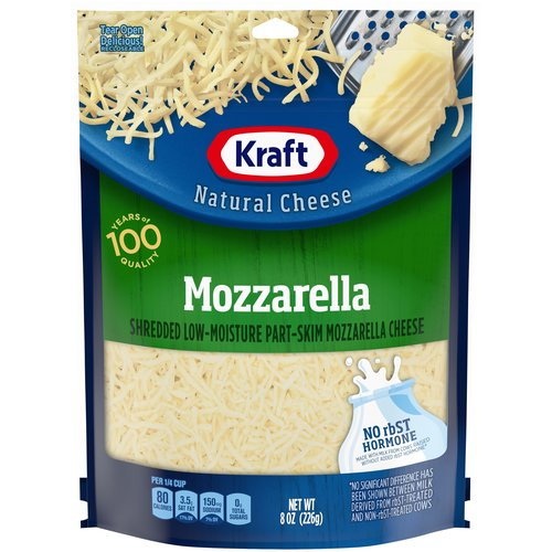 Straight off the block. Enjoy on its own or as a part of a recipe. ZIP-PAK Recloseable Packaging