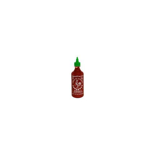 Sriracha, made from sun ripened chilies, is ready to use in soups, sauces, pasta, pizza, hot dogs, hamburgers, chow mein or on anything to add a delicious, spicy taste.