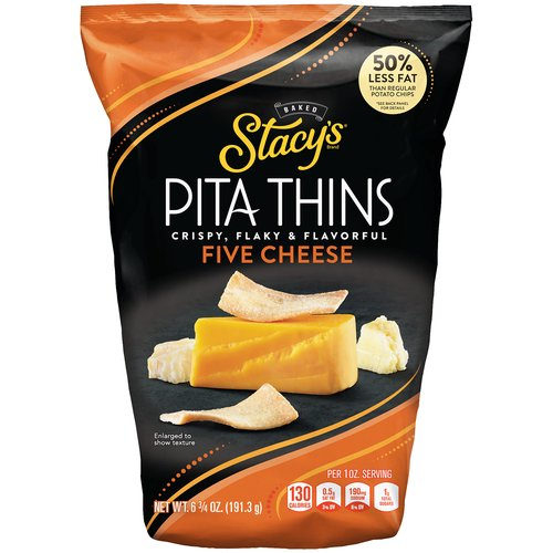 Made with cheddar, Mozarella, Asiago, Romano, and Parmasan cheeses. No artificial colors or flavors. Delicious paired with SABRA Hummus, a dip, or a glass of wine.