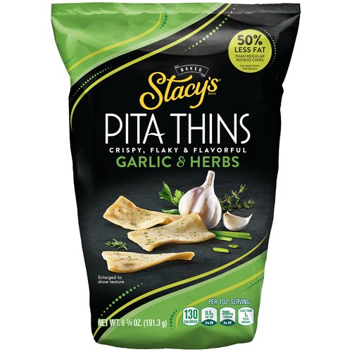 Savor the creamy blend of garlic, onion, thyme, parsley, & chives. No artificial flavors or colors, and no MSG. Enjoy on the go, as a delightful lunch companion, or anytime.
