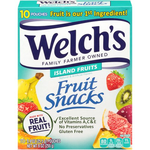 Family Farmer Owned; Promotion In Motion Inc. Makers of America's Favorite Fruit Snacks; We Make The Brands You Love™; Fruit is our 1st ingredient!