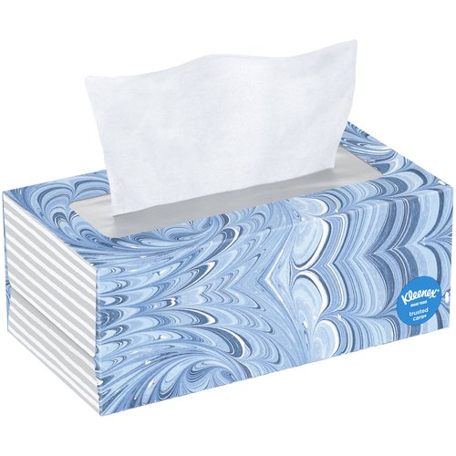 Kleenex Trusted Care 2-Ply Tissues, 144 count
