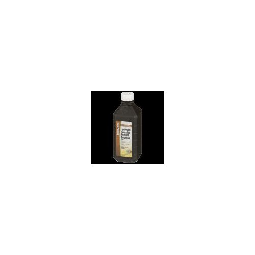 First aid antiseptic. For treatment of minor cuts & abrasions. For use as an antiseptic gargle or rinse.