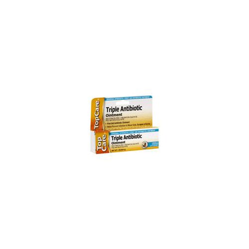 First aid antibiotic ointment. Helps prevent infection in  minor cuts, scrapes & burns.