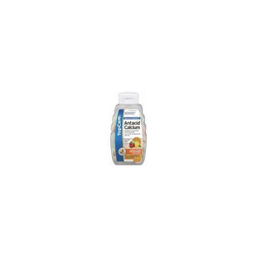 Antacid/calcium supplement.  Chewable Tablets.