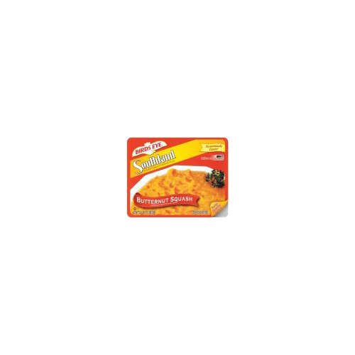Traditional recipe with tender squash. Fully prepared. Microwavable.