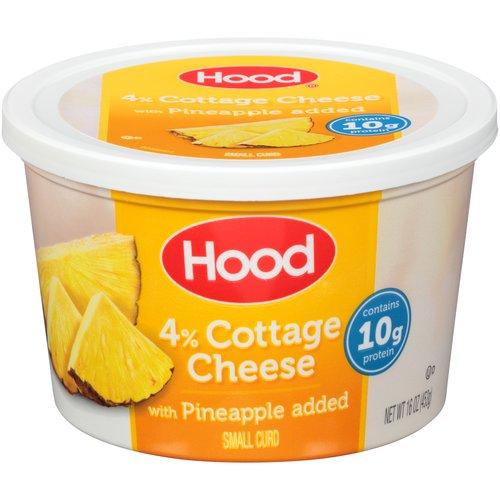 Small Curd. 4 % Milkfat. Grade A.