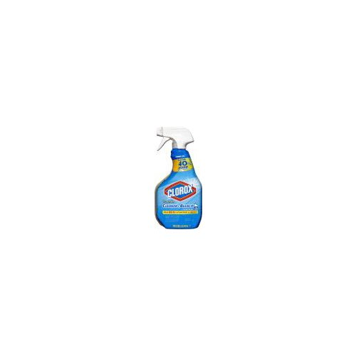 Spray Bottle. Fresh Scent. Clorox Clean-Up Cleaner kills over 99% of germs and removes stains with the power of Clorox Bleach.