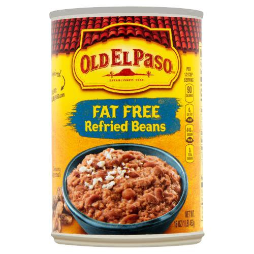 Fat Free Refried Beans