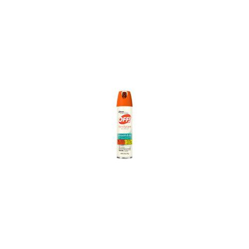 OFF! FamilyCare Insect Repellent I Smooth & Dry repels mosquitoes, gnats, ticks, biting flies, chiggers and fleas.