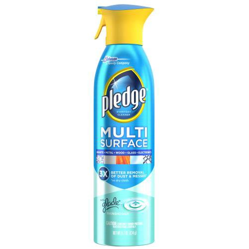 Dusts and cleans just about everything so easily that you could use it almost every day.