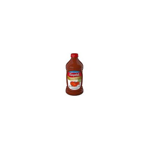 100% tomato juice. Made only with peak season tomatoes. Gluten free. America's #1 tomato juice.