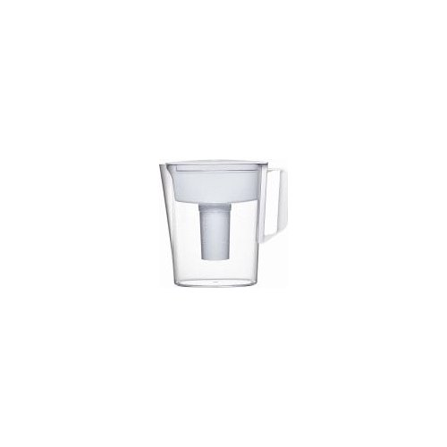 Enjoy the great taste of filtered water with this 5 cup water pitcher, features with a locking lid.