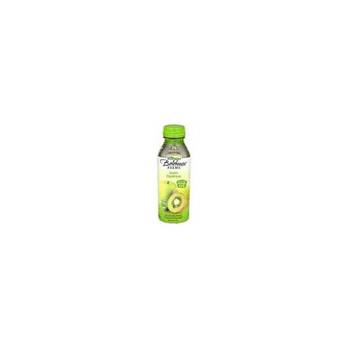 100% fruit juice smoothie. Blend of 20 different ingredients including apple, mango, kiwi and spinach.  3.75 servings of fruit per bottle. No high fructose corn syrup. High in Vitamins A & C. Vegan.