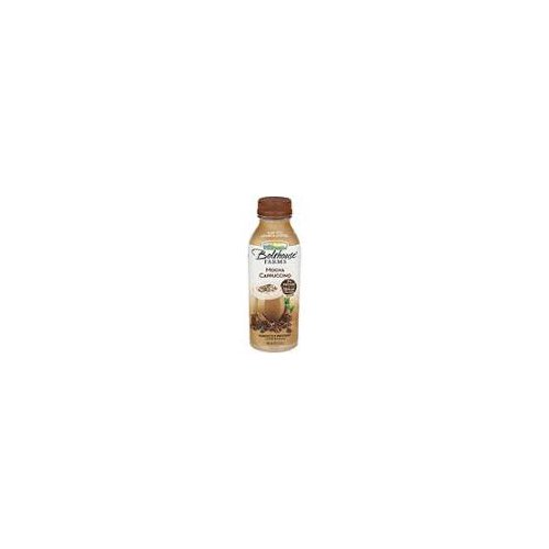 Protein coffee beverage. Blend of 100% Arabica coffee, premium cocoa and protein. No preservatives. No artificial flavors. High in Vitamin C and calcium.