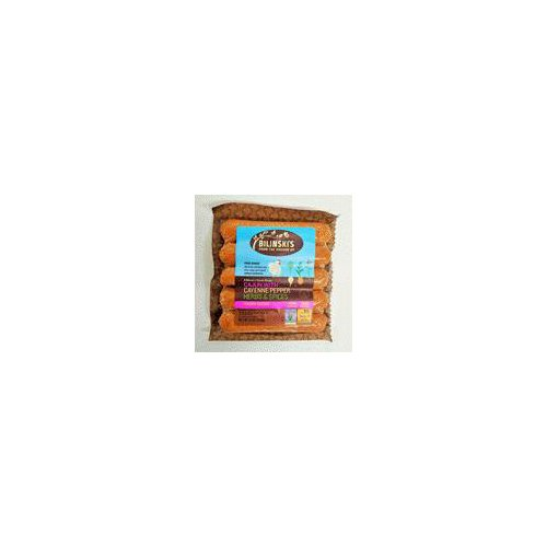All natural. Fully cooked. Contains no artificial ingredients or preservatives. Minimally processed. Gluten Free.