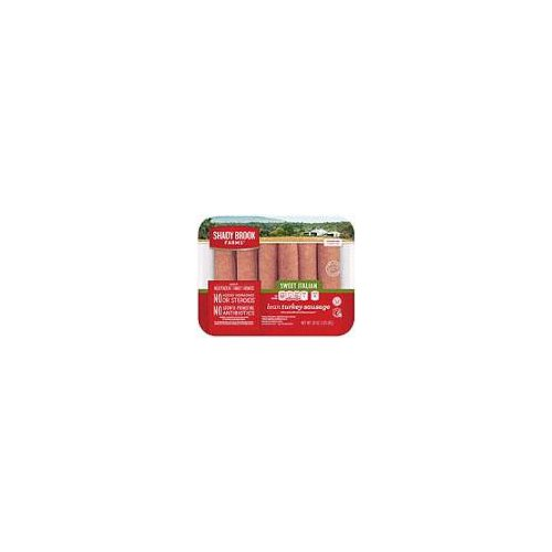 1.25 lb. With six sausage links per package, consumers can feed their entire family with one convenient purchase.
