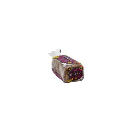 Cinnamon Raisin - All natural, no preservatives. Certified organic grains.