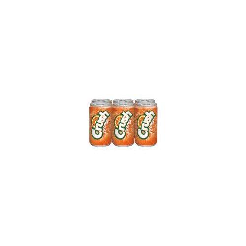 7.5 fl. oz. each. Orange soda. Caffeine free.