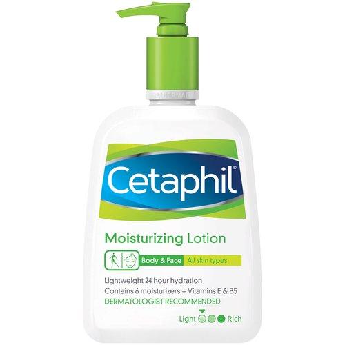 Fragrance Free.  Dry, sensitive skin treatment. Non-comedogenic.
