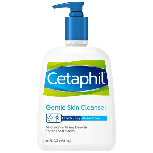 Softens as it cleanses. Non-comedogenic.