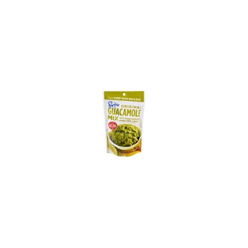 Fresh Blend of tangy tomatillo, green chili and roasted garlic in a pouch