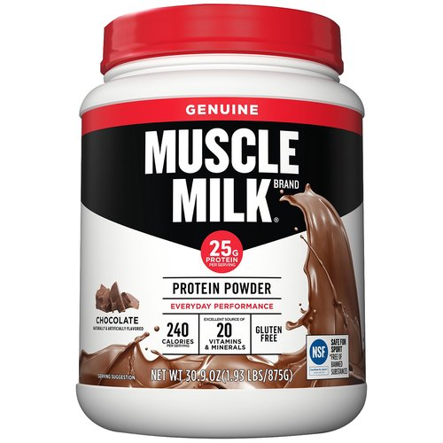 Everyday Performance. Can be used either before workouts, after workouts or prior to bed time to help build lean muscle. NSF Certified.