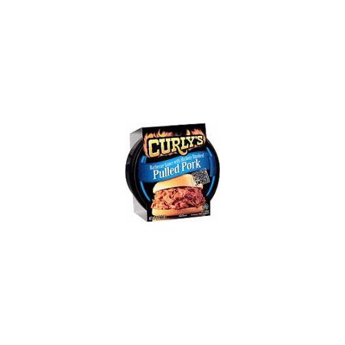 Fully cooked; ready in minutes.  Freezable/microwaveable.  Always pulled never shredded.