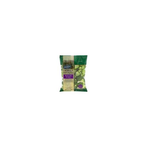 Pre-cut broccoli florets. Use for side dishes, soups, salads, pasta and casseroles. Stream directly in microwavable bag.