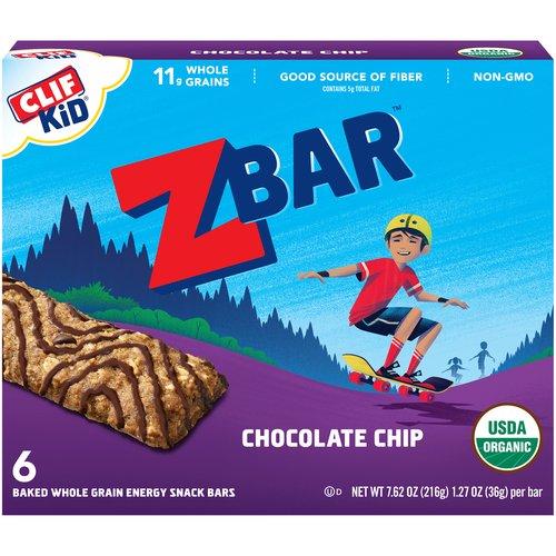 Whole grain. No trans fat. No high fructose corn syrup. 6 - 1.27 oz bars.
