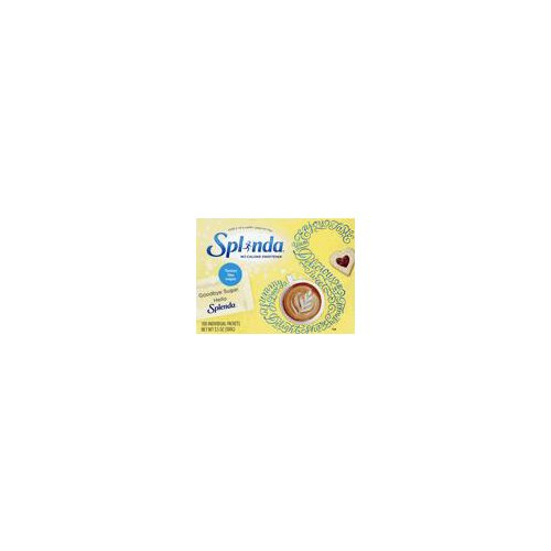 SPLENDA No Calorie Sweetener, Packets, are individual portions in the original yellow packets. They are a great way to sweeten beverages and can be sprinkled on cereal, fresh fruit, and more!