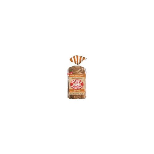 Made with whole grains. Provides a good source of Omega 3 ALA and an excellent source of fiber. All natural. Gluten free