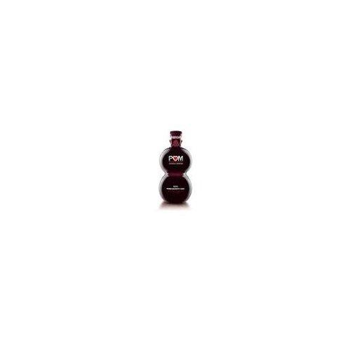One 48-ounce POM Wonderful 100% Pomegranate Juice bottle.