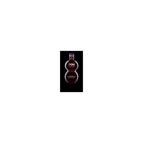 One 48-ounce POM Wonderful Pomegranate Blueberry Juice bottle.