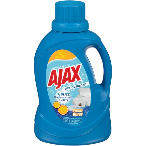 Laundry detergent. 40 loads jug