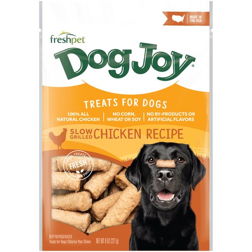 These bite-sizetreats made of real chicken have that authentic barbecue smell and taste - making this a great, yummy way to reward your pup. Real meat treats. Convenient resealable pouch.