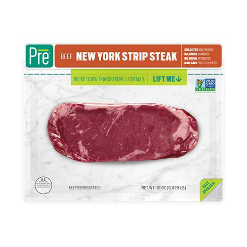 100% grass fed, grass finished, and pasture raised. Absolutely no added antibiotics, no added hormones. Whole30 approved, perfect for the paleo lifestyle. 18% fewer calories, 28% less fat.