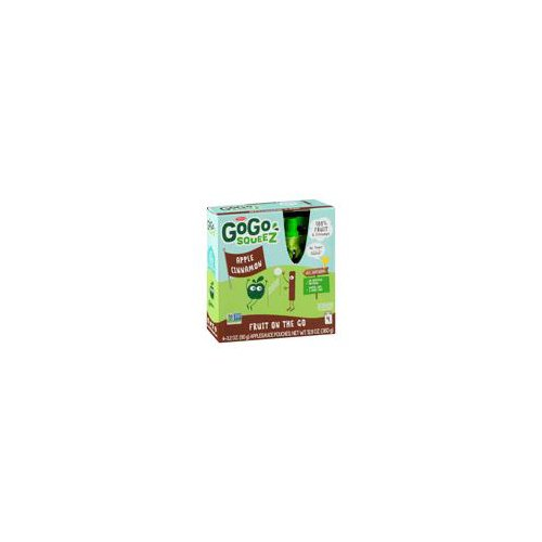 4-3.2 oz pouches. Unsweetened applesauce pouches made from 100% real fruit, kosher certified, non-GMO, gluten free, nut free, dairy free, no added colors, flavors, or high fructose corn syrup.